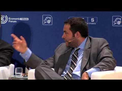 EIF 2013 Panel III: Targeting Europe's Jobless Generation