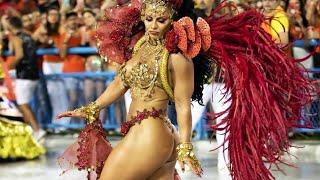 Rio Carnival 2020 [HD] - Floats & Dancers | Brazilian Carnival | The Samba Schools Parade