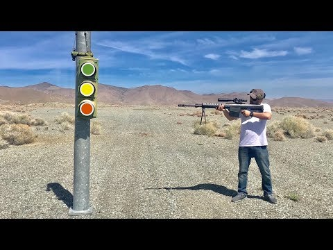 Are Traffic Light Poles Bulletproof ?