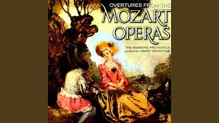 Die Schauspieldirektor: Overture
