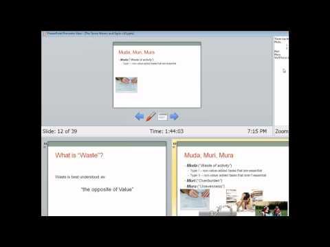 Feb 27 2014 PDX Agilists Meetup - The 7 Wastes Presentation