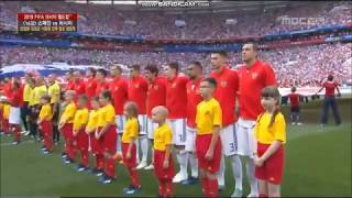Anthem Of Russia Vs Spain FIFA World Cup 2018