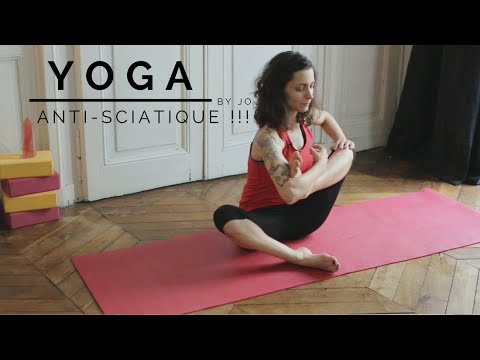 Séance Anti Sciatique ! - Yoga Fire By Jo