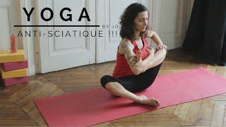 Séance Anti Sciatique ! - Yoga Fire By Jo