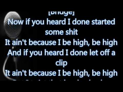 50 Cent - High All The Time (Lyrics)