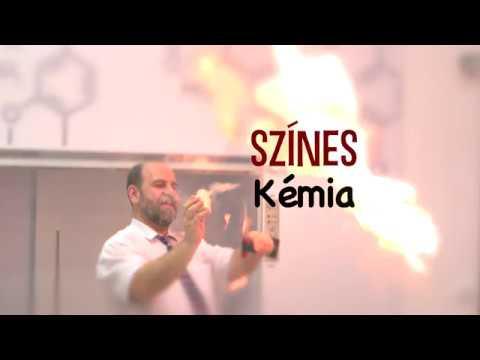 Színes kémia   Dr.  Murányi Zoltán    TUDOK 2018 előadás