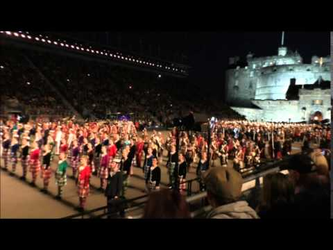 Edinburgh Tattoo 2014