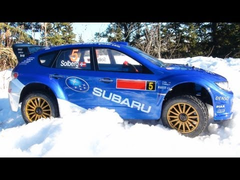 RC ADVENTURES - World Rally CHAMPiONSHiP RC - WRC SUBARU IMPREZA DRiVERS - Kyosho DRXve 4WD RC