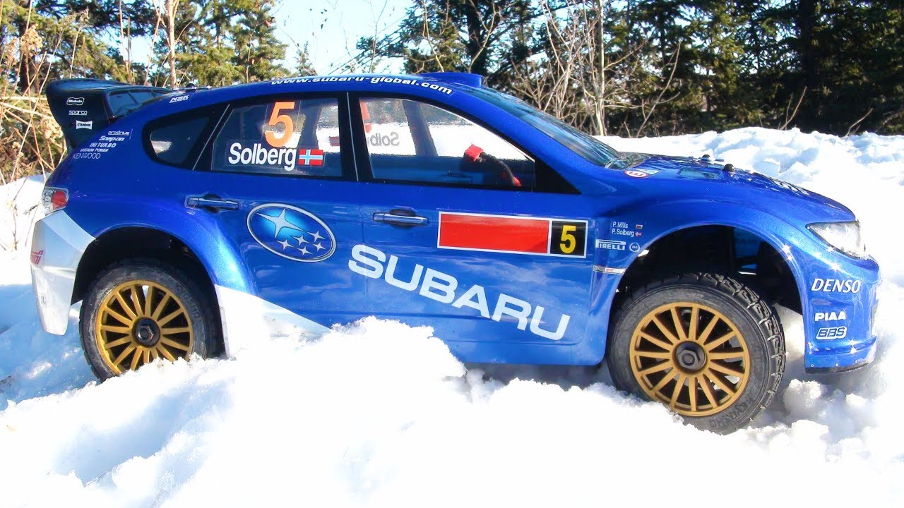 RC ADVENTURES - World Rally CHAMPiONSHiP RC - WRC SUBARU iMPREZA ...