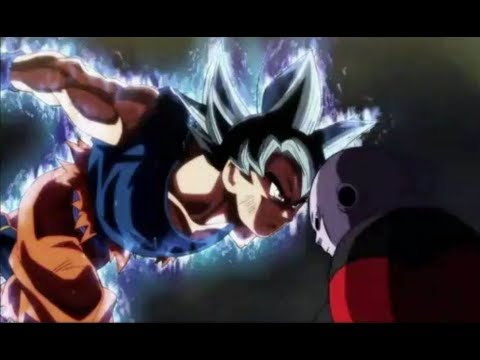 Pixel Art Dbz Goku Ultra Instinct