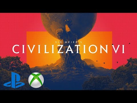 Civilization VI – Announce Trailer | PS4 and Xbox One