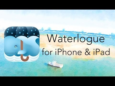 Waterlogue for iPhone & iPad