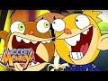 Rocket Monkeys | THREE WILD & CRAZY MONKEYS & DUDE WHERES MY DAD | Funny Cartoon | Cartoons For Kids