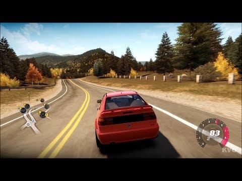 Forza Horizon - Volkswagen Corrado VR6 1995 - Open World Free Roam Gameplay (HD) [1080p60FPS]