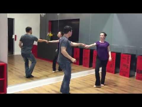D'Amico Dance WCS Intermediate Class April 2015 to Music