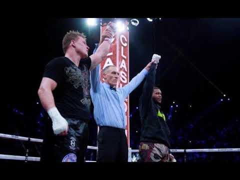 Поветкин не сумел стать претендентом на титул WBA, завершив вничью бой с Хантером