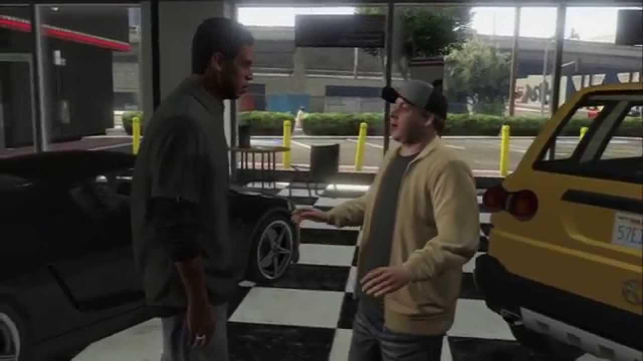 Gta  Car Dealership