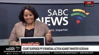 Political Analyst Dirk Kotze says court ruling is a major setback for Mkhwebane
