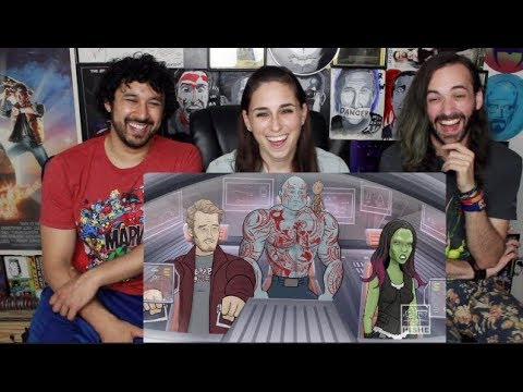 How GUARDIANS OF THE GALAXY VOL. 2 Should Have Ended - REACTION & REVIEW!
