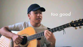 Drake (feat. Rihanna) - Too Good (Cover)