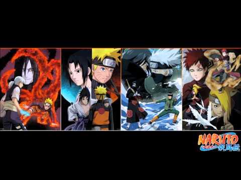 Naruto Shippuuden OST 1 - Track07 : Utsusemi