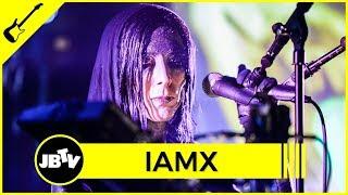 IAMX - Spit It Out   Live @ JBTV