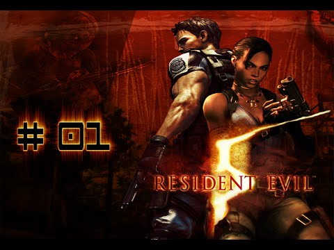 Resident Evil 5 #Welcome to Africa