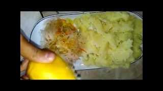 Картопляна дієта. День 5-6. Картофельная диета