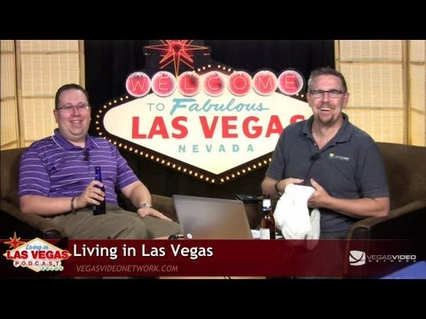 Living in Las Vegas #198: The Building of Vegas Video Network 2.0