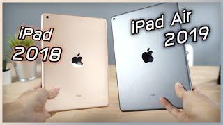 รีวิว iPad Air 2019 vs iPad 2018 เลือกซื้อรุ่นไหนดี ?