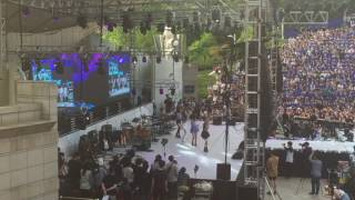 Download lagu [FANCAM] 170520 BLACKPINK (블랙핑크) - Whistle (휘파람) @ Yonsei University AKARAKA Festival