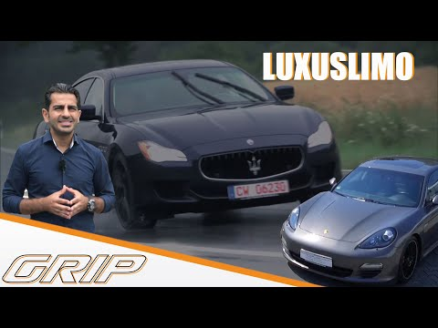 Hamid sucht Luxuslimousine