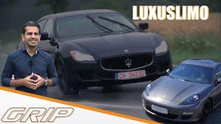 Hamid sucht Luxuslimousine I GRIP