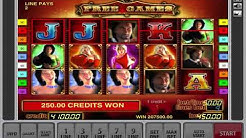 Biggest Win On The Four Queen Slot Machine - 25 Free Games