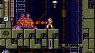 "Vamos Jogar: Megaman X #1 - ""Barra de Vida é o Que Lhe Falta"""