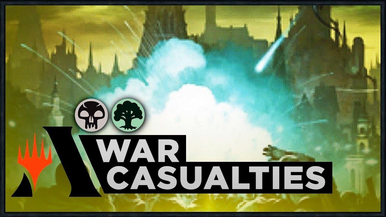 War of the Spark Casualties of War