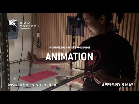 Animation at the Estonian Academy of Arts