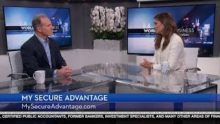 My Secure Advantage featured on Worldwide Business with kathy ireland®