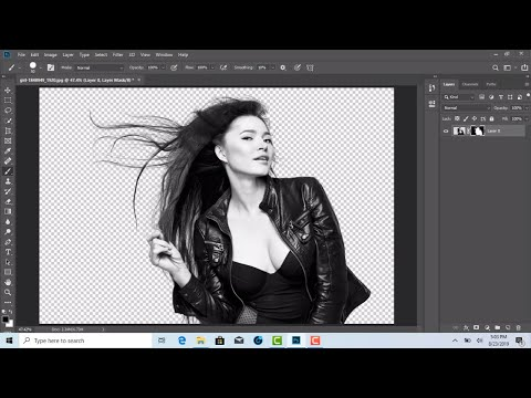 photoshop---how-to-cut-out-an-image-delete-&-remove-backgrond---srinu-photo-editing