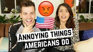 words americans say wrong