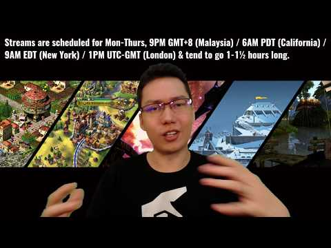 2 WEEKS of Live Streams ► Abandonware, Old Strategy Games, & Giveaways!