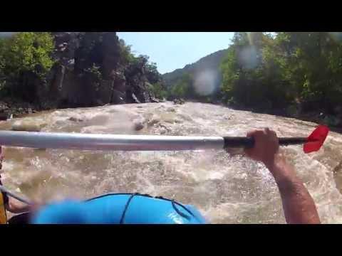 Struma River Rafting, Kresna, Bulgaria