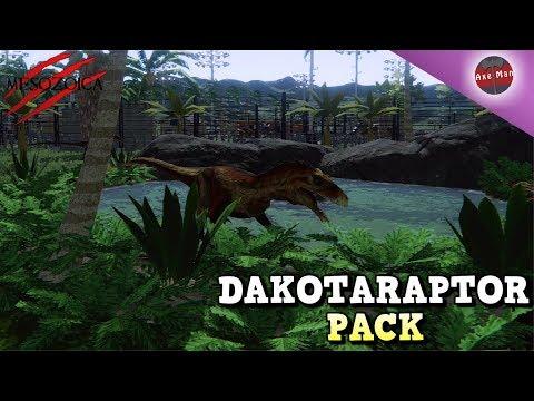 DAKOTARAPTOR PACK | MESOZOICA [EP5]
