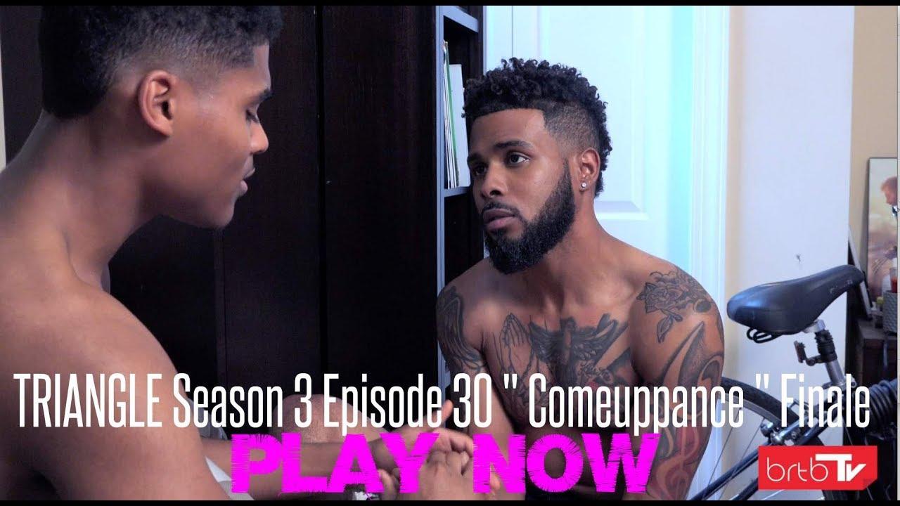 "Download TRIANGLE Season 3 Episode 30 "" Comeuppance "" Finale"