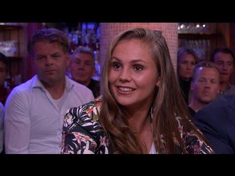 Cristiano Ronaldo haalde grapje uit met Lieke Mart - RTL LATE NIGHT