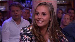 Cristiano Ronaldo haalde grapje uit met Lieke Martens - RTL LATE NIGHT