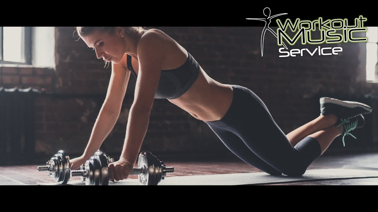 2019 Workout Music Mix - Female fitness motivation playlist charts 2018