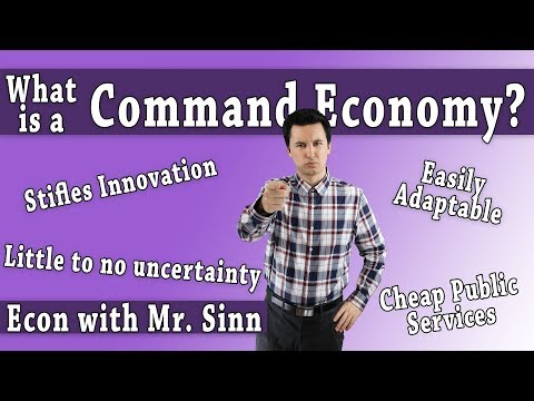What is a Command Economy?