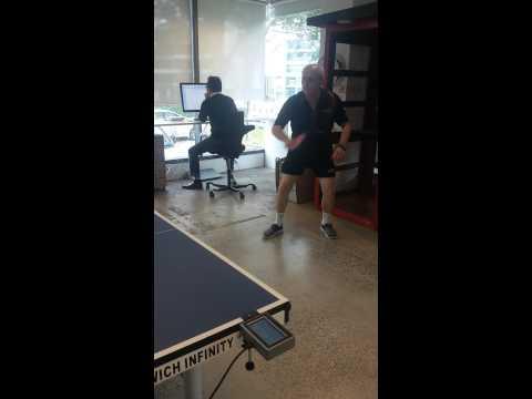 Table Tennis STAR - Paul Pinkewich