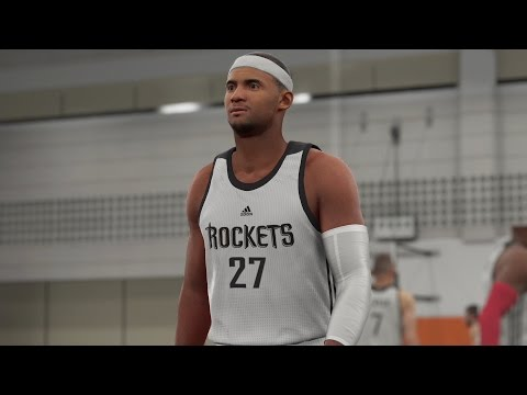 NBA 2K16 PS4 My Career - Live Practice!